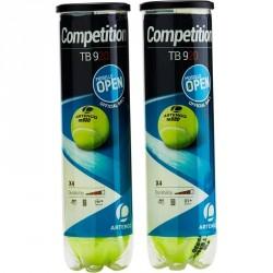 Bipack TB 920 COMFORT pallina tennis gialla
