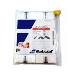 Babolat VS ORIGINAL overgrip bianco x12