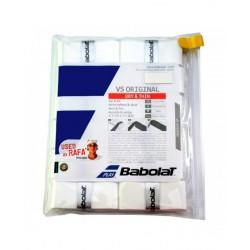Babolat VS ORIGINAL overgrip bianco x12