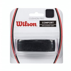 Grip tennis WILSON CUSHION PRO bianco o nero