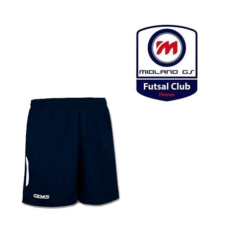 Pantaloncini allenamento Portieri Blu