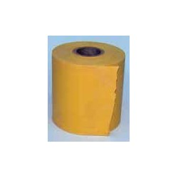 Rotolo lattice giallo esercizi muscolari