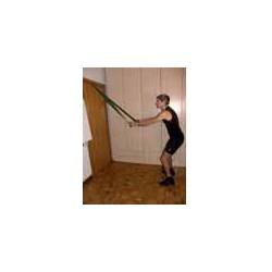 Banda elastica rinforza spalla