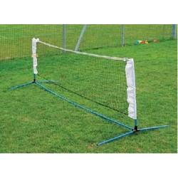 Kit Calcio Tennis con rete mt. 3 utilizzabile anche su terreni sintetici o indoor