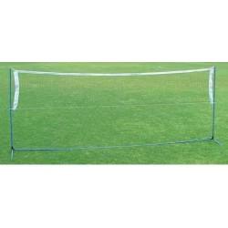 Kit Calcio Tennis con rete cm. 450x170 utilizzabile anche su terreni sintetici o indoor