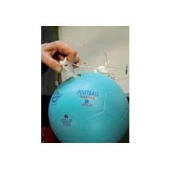 Pallone par forca in gomma doppio strato misura 4