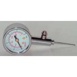 Manometro misura pressione palloni