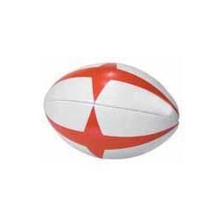 Pallone rugby in pelle sintetica